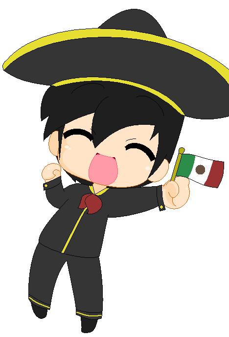 Ay ay ay Viva Mexico by wizardotaku