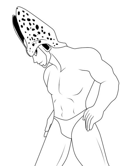 :Point Commission: Underwear Cell by wizardotaku