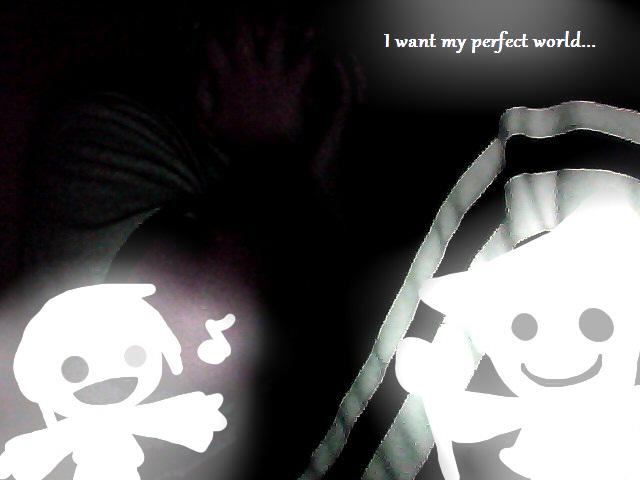 I want to be... by wizardotaku