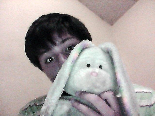 I have a little bunny by wizardotaku