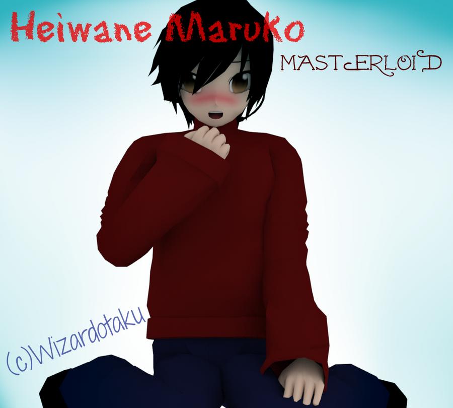 MASTERLOID-01 :Heiwane Maruko: by wizardotaku