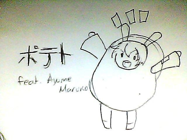 Ayume Maruko -Potato- Cover by wizardotaku