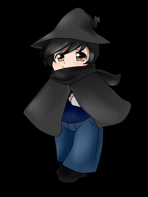 Chibi Wizard by wizardotaku