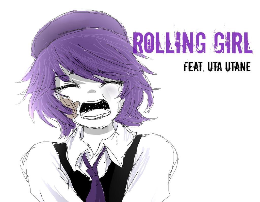 Default(Rolling) Girl - Defoko/Uta Utane - cover by wizardotaku