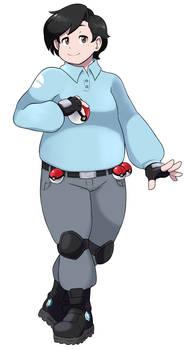 Steel Gym Leader Marcko