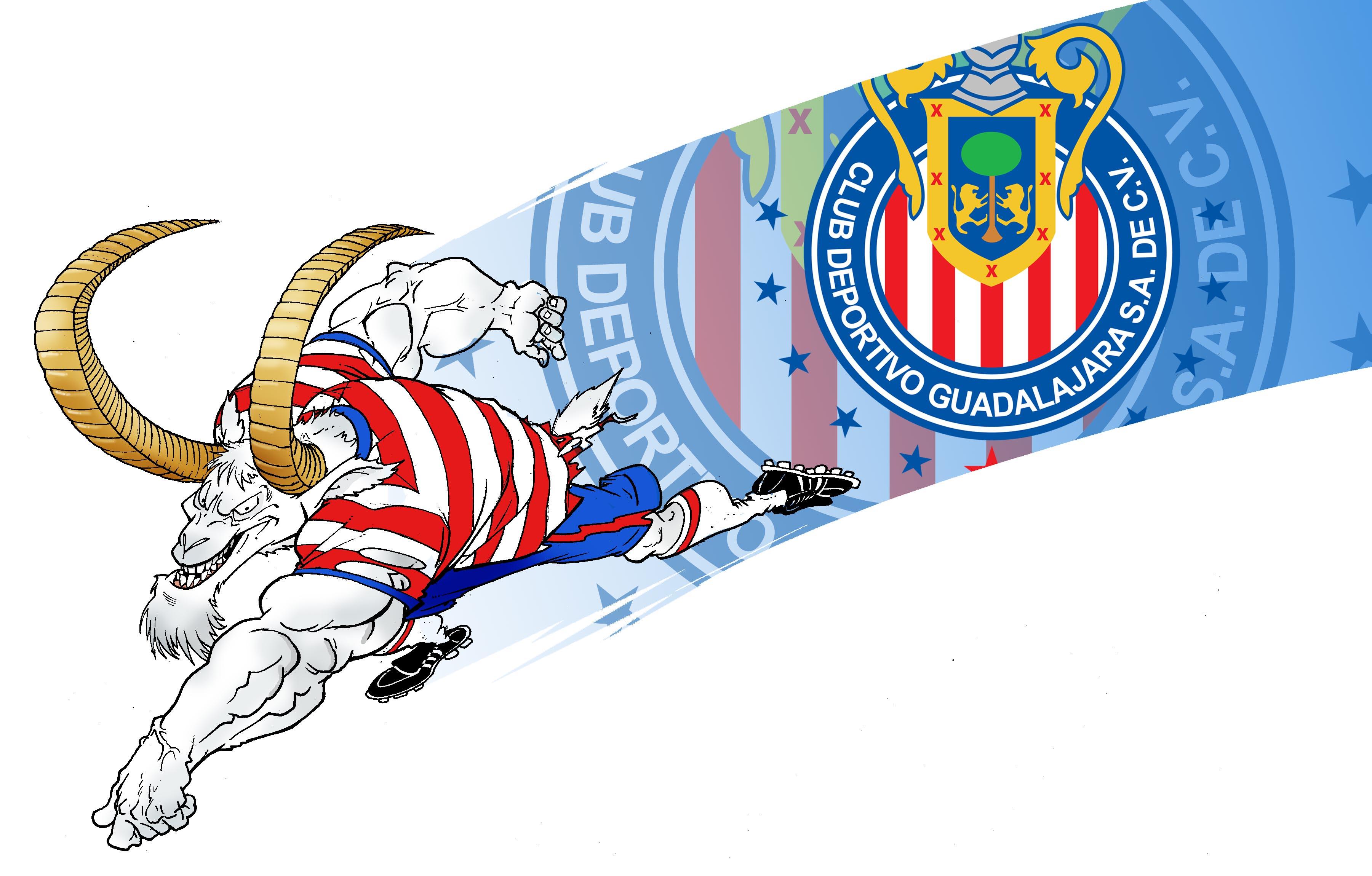 Chivas Del Guadalajara By James Cartoons On Deviantart
