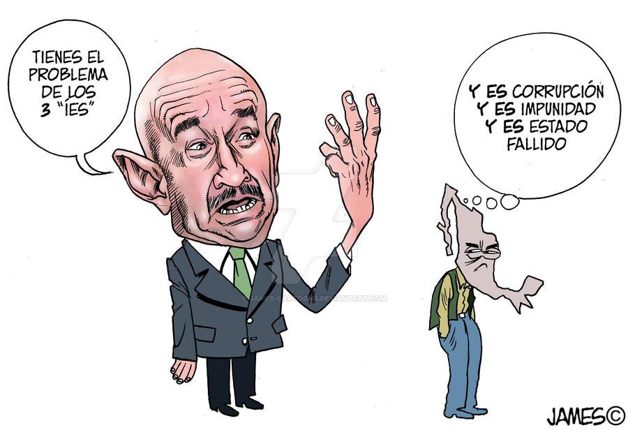 3 problemas by JAMES-cartoons