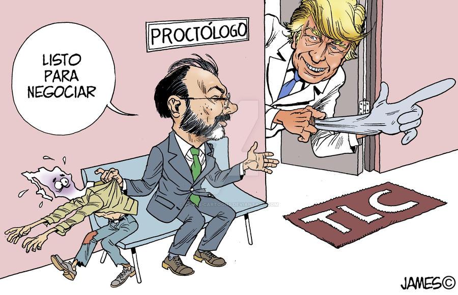 JAMES un acuerdo justo by JAMES-cartoons