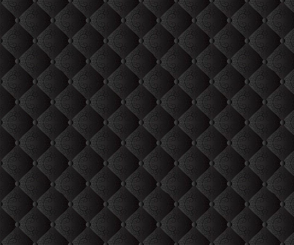 Black Quilted Wallpaper 15976547-black-seamless-
