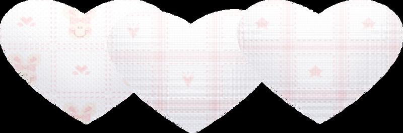 Pink N White Pattern 01
