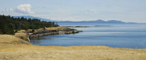 Hornby Island Pano 1