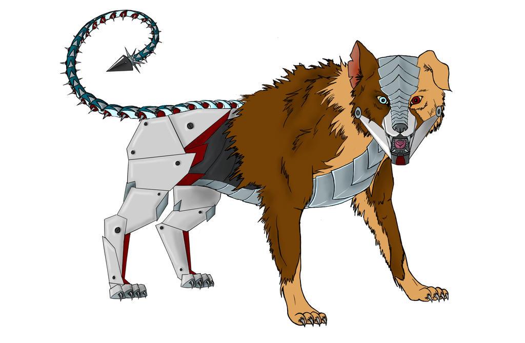 Deviantart Robot Animals: Animal Cyborg By JessicaDoll On DeviantART