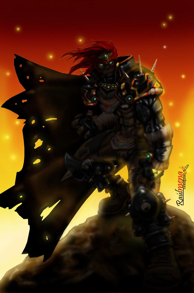 Ganondorf by Rollbiwan