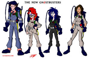 New Ghostbusters (v1) by Ectozone