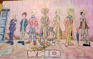 Seven Doctors by Ectozone