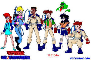 Extreme Ghostbusters by Ectozone