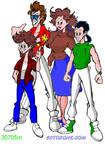 The Venkman Family