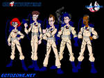 Ghostbusters--'Earth Two'