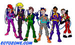 Ghostbusters--Power Pack Color