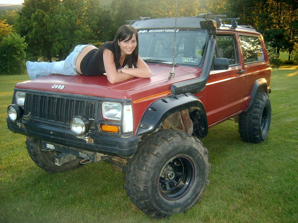 Nice Jeep By Ghostdakota On Deviantart