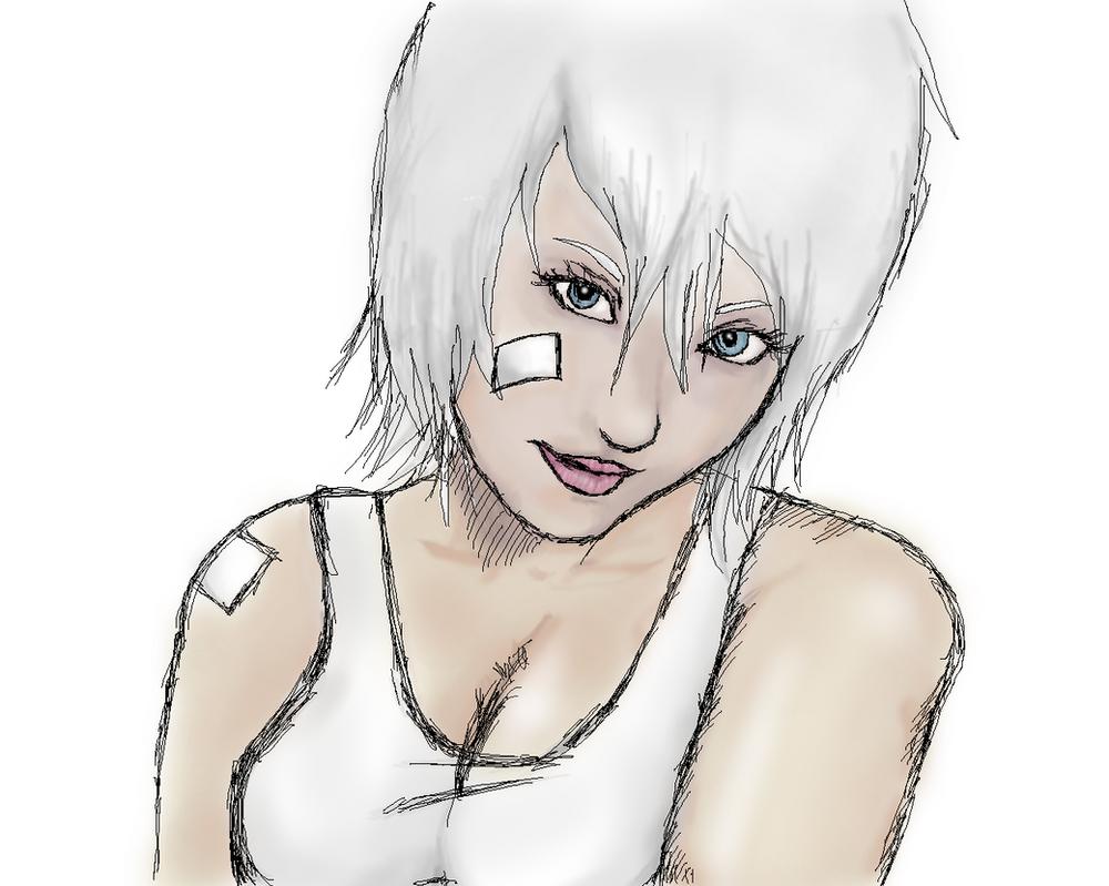 Yuffie is back! by MoonlightHawk