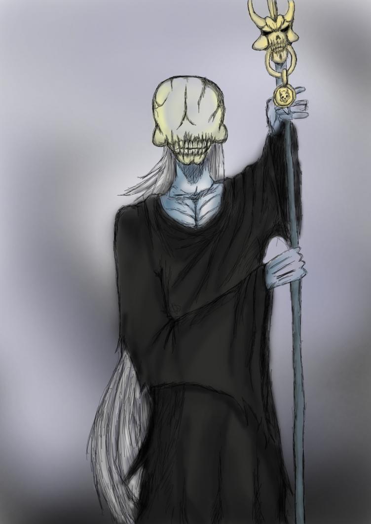 Servant of Ancient Evil II by MoonlightHawk