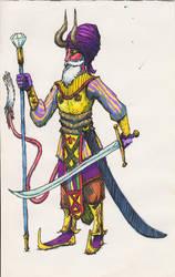 Devil Sultan