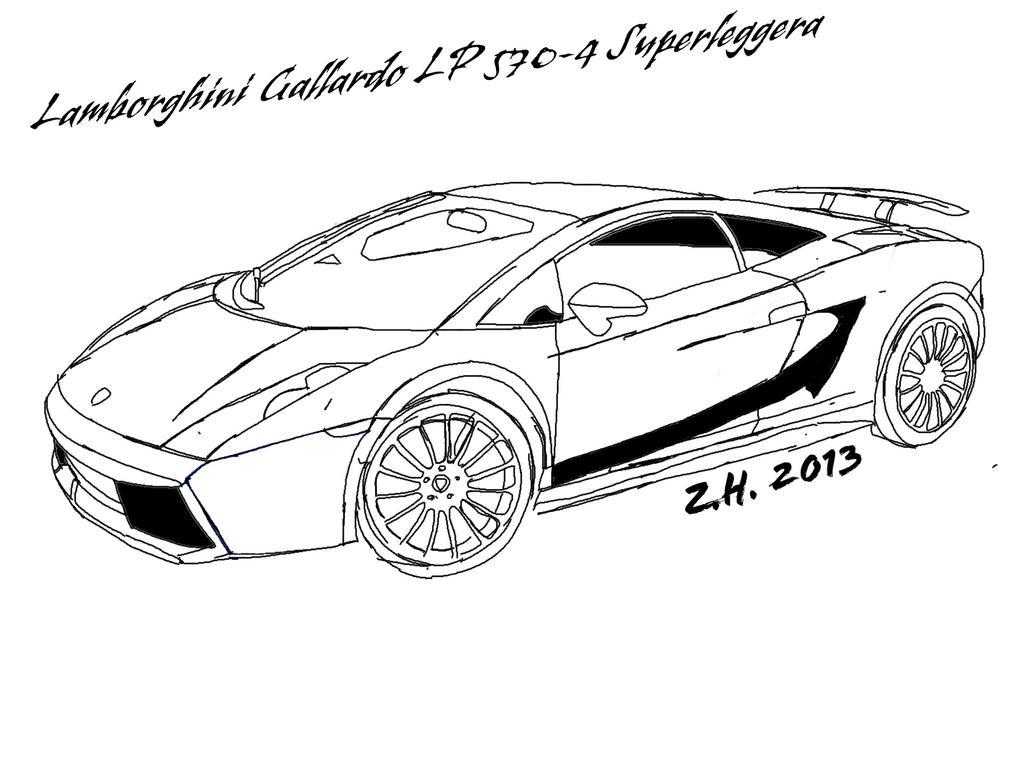 Lamborghini Veneno Coloring Pages Lamborghini Veneno Dra...