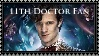 11th Doctor Stamp (Request) by LinkinParkBrony