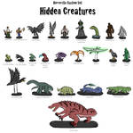Horrorclix - Cryptids