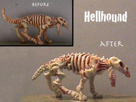 Hellhound by OperaGhost21