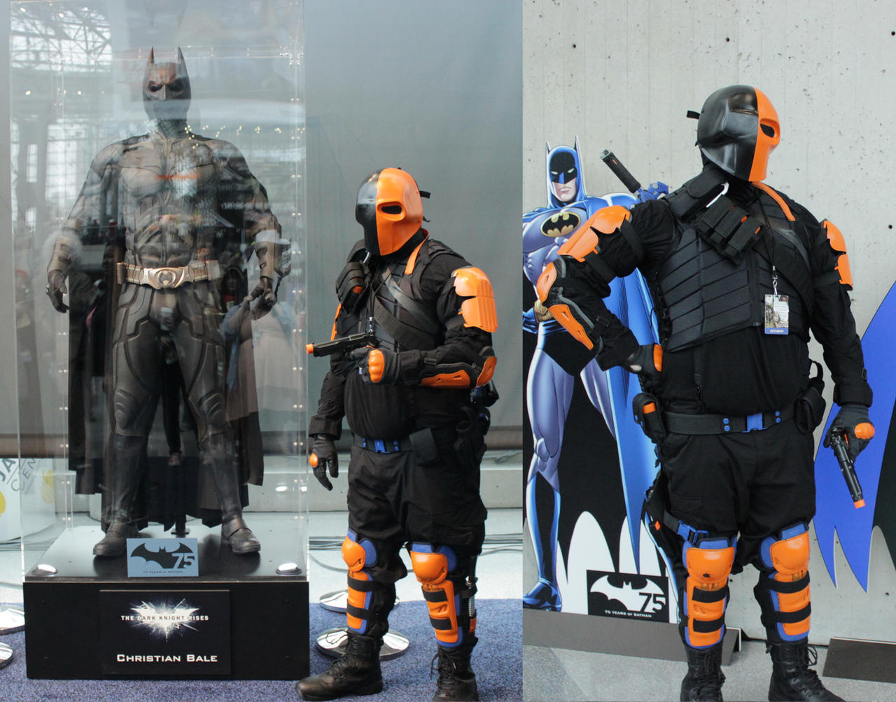deathstroke arrow cosplay-#11