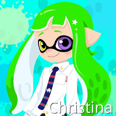 Christina (14 Years Old) by Brightsworth-Heroes