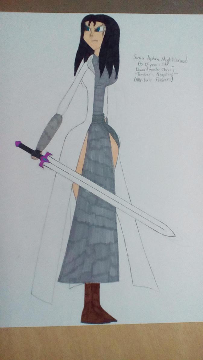 Sonia Aphra Nightshroud by Brightsworth-Heroes