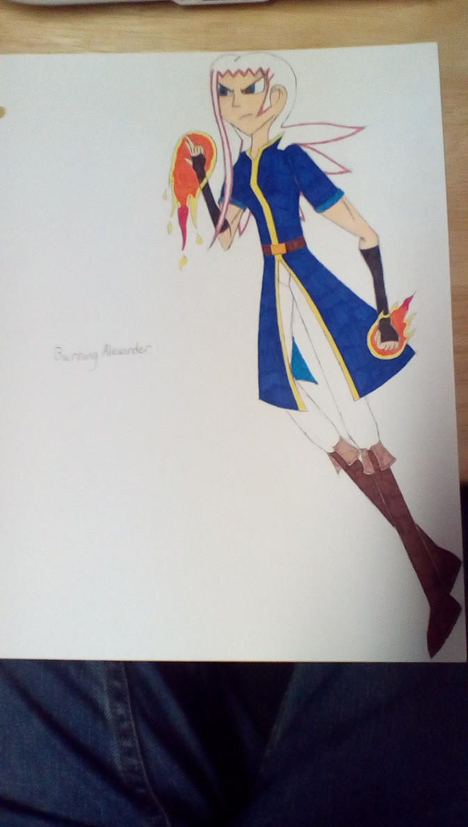 Burning Alexander by Brightsworth-Heroes