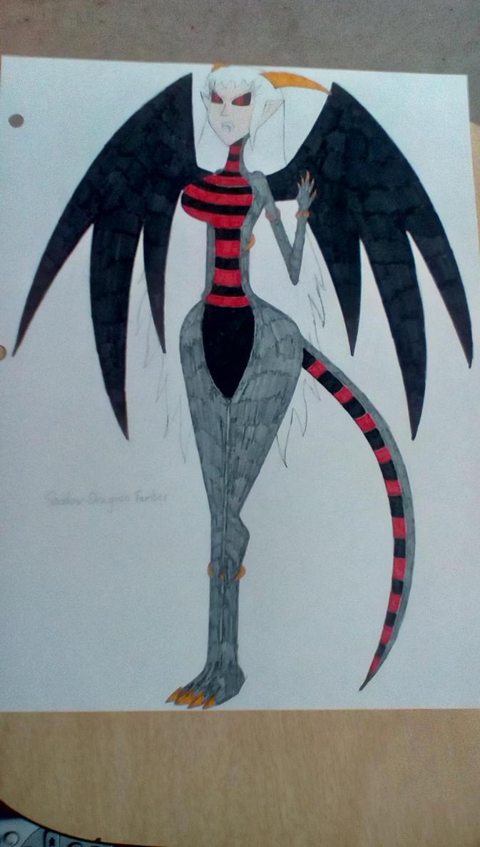 Shadow Dragoon Tamber by Brightsworth-Heroes