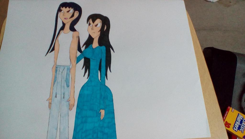 Alexander and Chloe by Brightsworth-Heroes