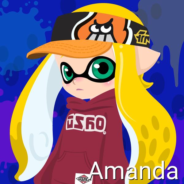 Amanda, Tony's Ex by Brightsworth-Heroes