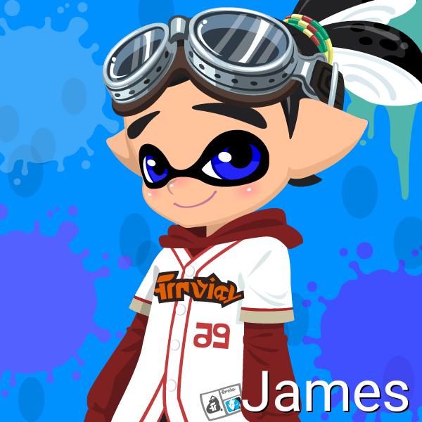 James (14 Years Old) by Brightsworth-Heroes