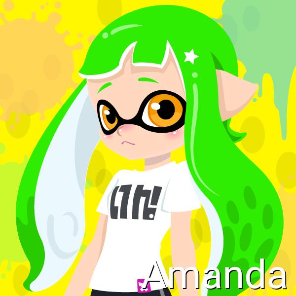 Amanda (14 Years Old) by Brightsworth-Heroes