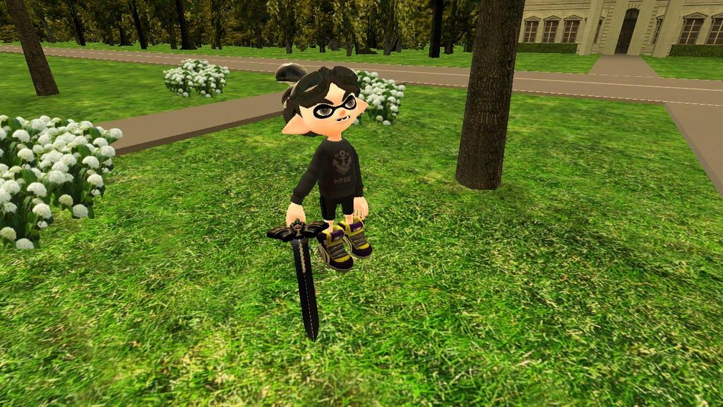 (GMOD) Ebon's Sword by Brightsworth-Heroes