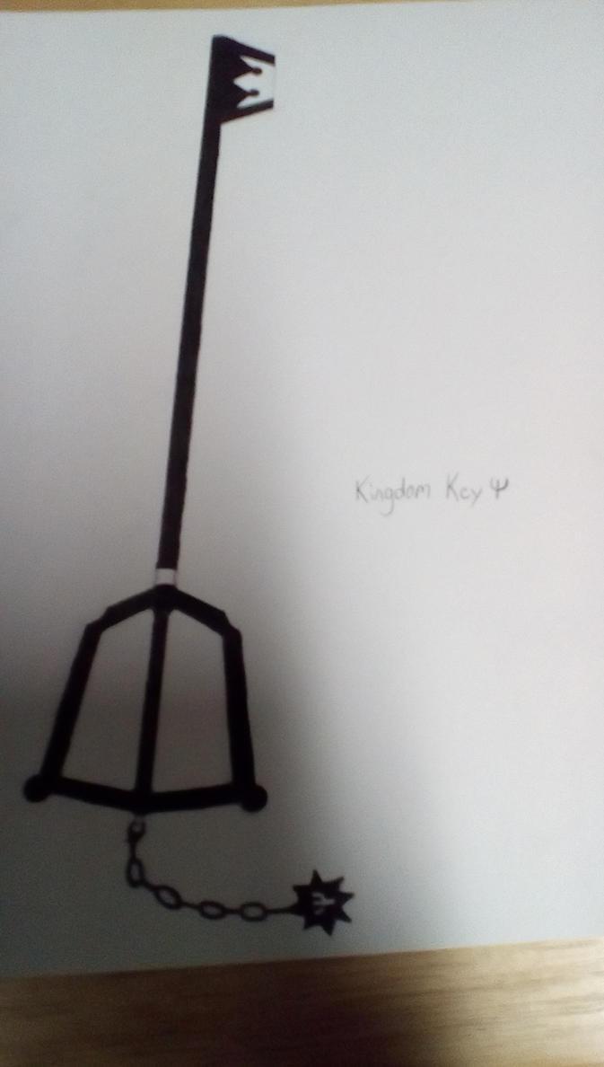 Kingdom Key Psi by Brightsworth-Heroes