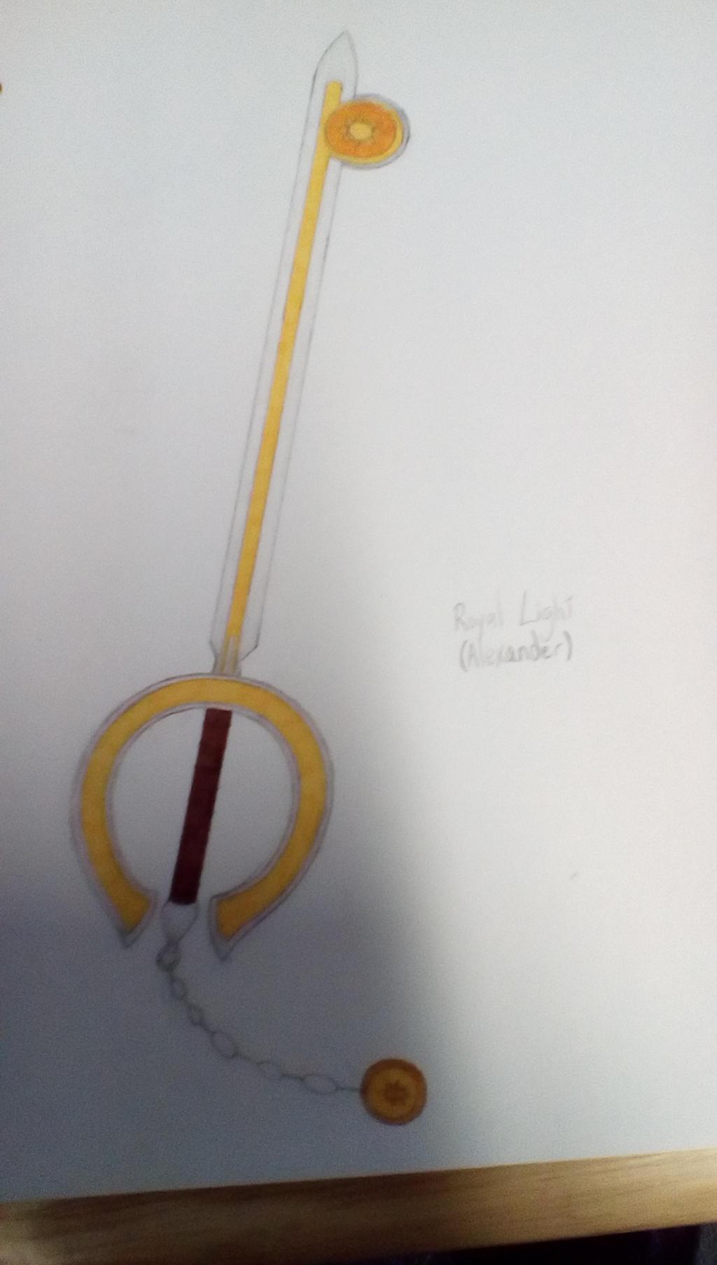 Alexander's Royal Light by Brightsworth-Heroes