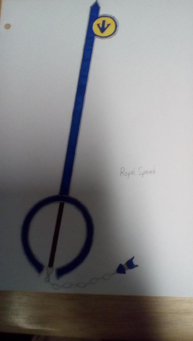 Cobalt's Royal Speed by Brightsworth-Heroes