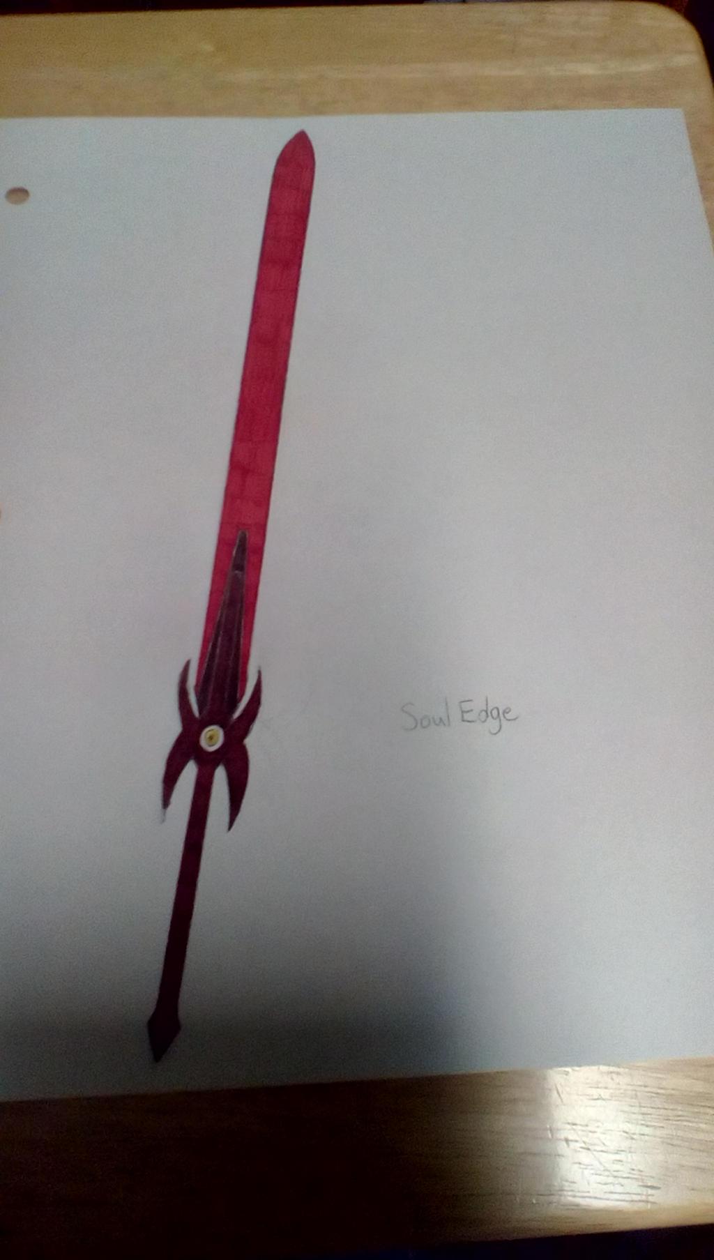 Soul Edge by Brightsworth-Heroes