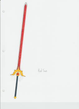 Red Sun, Dimitri's Sword