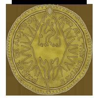 Septim-coin by Sharquelle