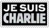 Stamp 'Je suis Charlie' by Sharquelle