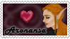 Stamp 'Aronansa' by Sharquelle