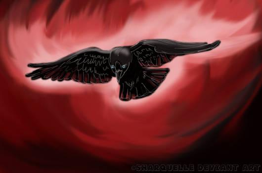 Dark Wings (speedpaint)